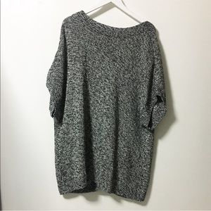 Lane Bryant Sweaters - Brand new / mix knit short sleeves cardigas